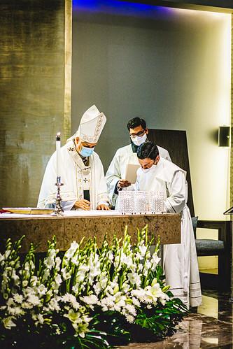 Ordenación Sacerdotal P. Vinicius Marques, L.C.