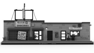 Clerks - Custom LEGO MOC | by jeffyobuilds
