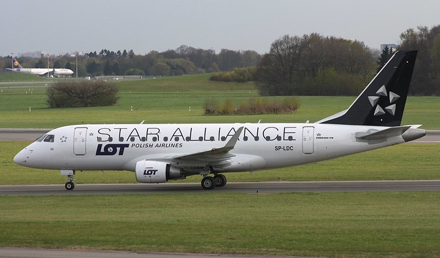 LOT Polish Airlines, SP-LDG, MSN 170000025, Embraer ERJ 170-100LR, 02.05.2013, HAM-EDDH, Hamburg