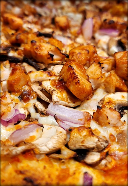 BBQ Chicken 🍕