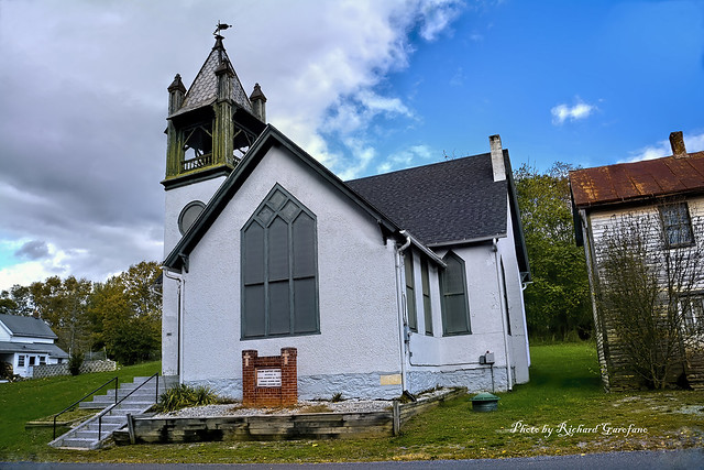 Shiloh Baptist Church in Millwood, VA (explore)