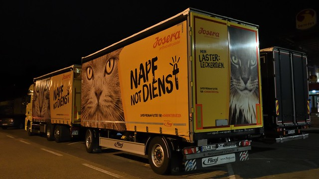 D - Josera >Napf NotDienst< MAN TGX XXL