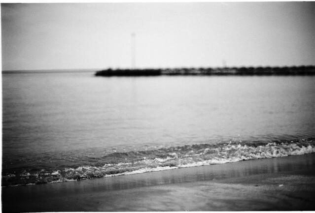 the sea comforts me