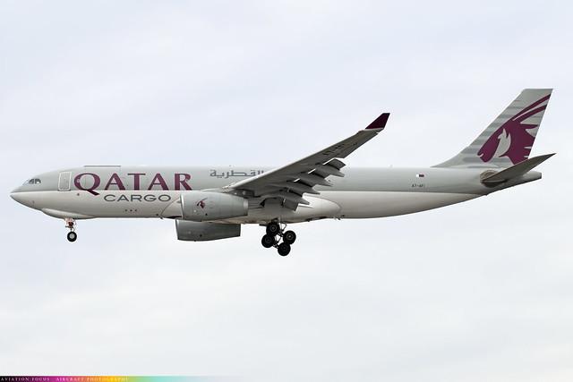 A7-AFI  -  Airbus A330-243F  -  Qatar Airways  -  LHR/EGLL 9/12/20