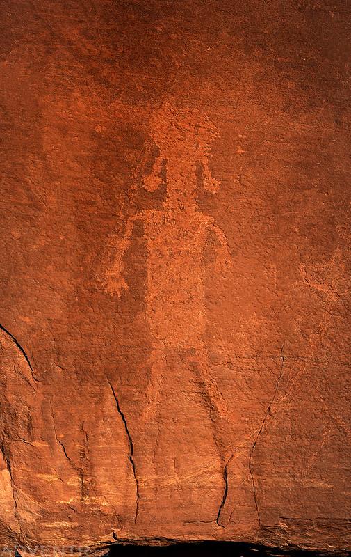 River Petroglyph