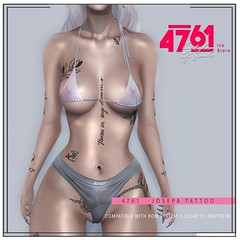 4761 - Josepa Tattoo