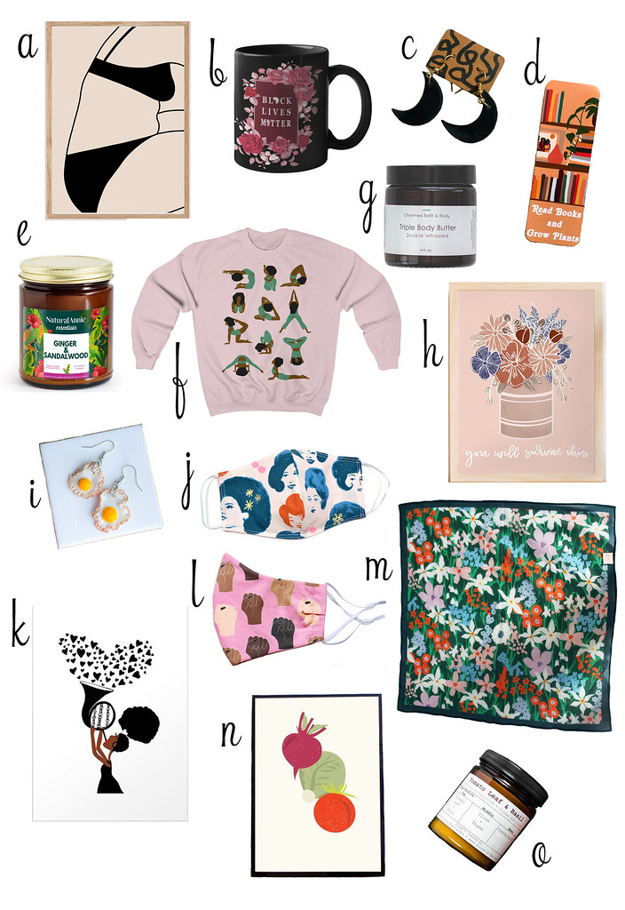 gifts from black owned businesses