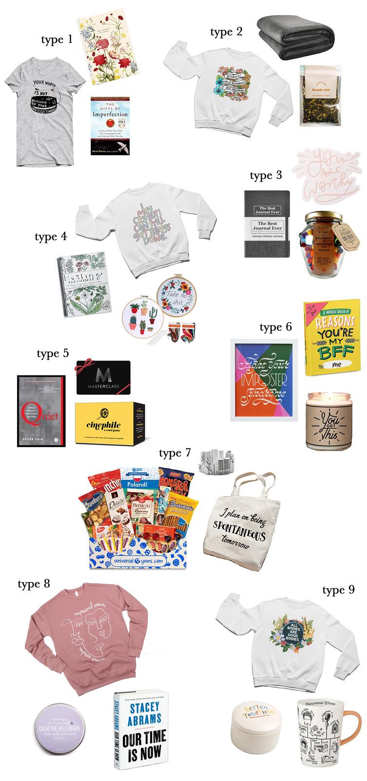 ennegram gift guide