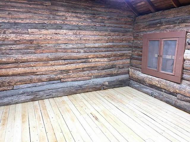 Historic Cabin Restoration