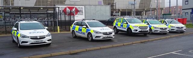 British Transport Police Line Up