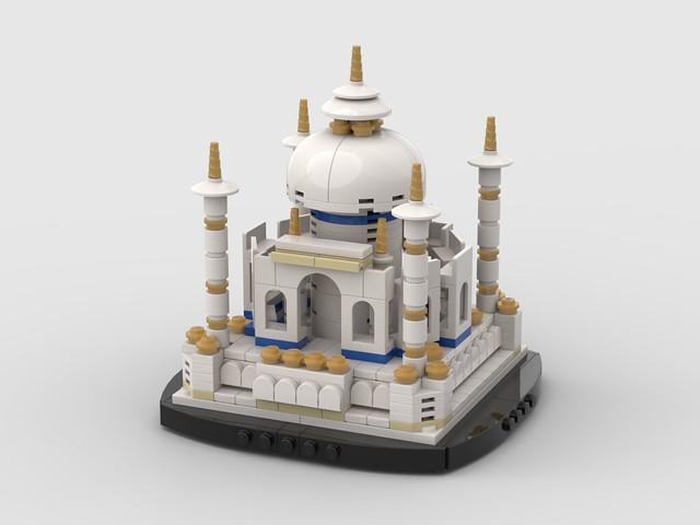 Lego Mini SET 10256 Taj Mahal