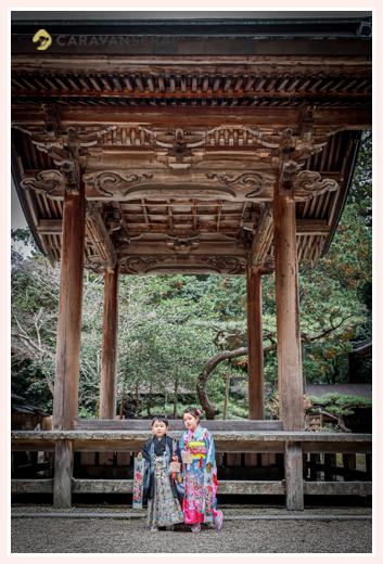 猿投神社で七五三 愛知県豊田市