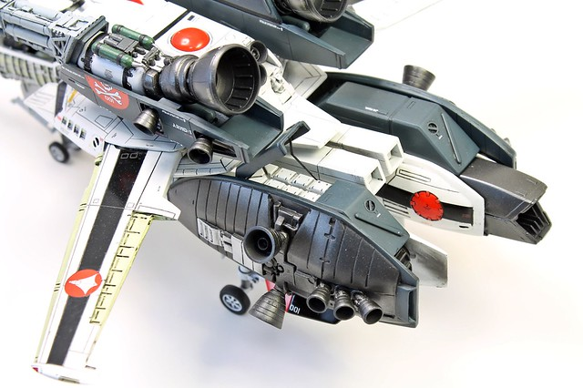 VF-1S Strike Valkyrie Ultimate Detail-M