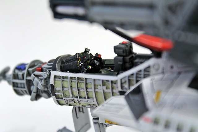 VF-1S Strike Valkyrie Ultimate Detail-K