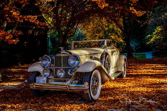 1932 Packard V12 Roadster