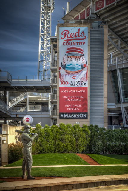 Reds Country.....#MasksOn