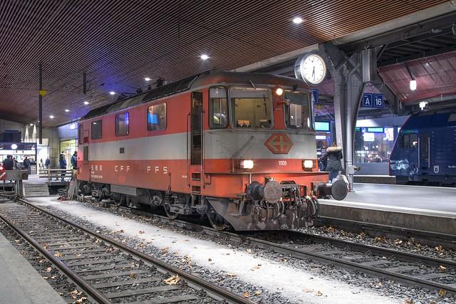 SBB Re 4/4 420 109 Zürich Hbf