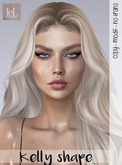 . OH! - Kelly - Lelutka Fleur shape