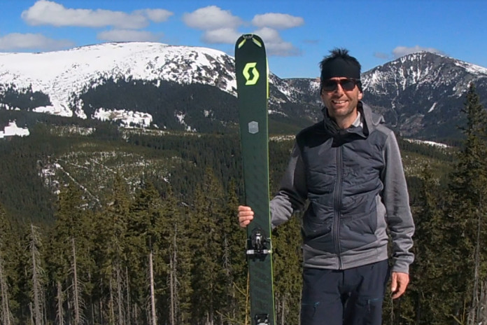 Scott Superguide 95: skialp a k tomu pořádný freeride