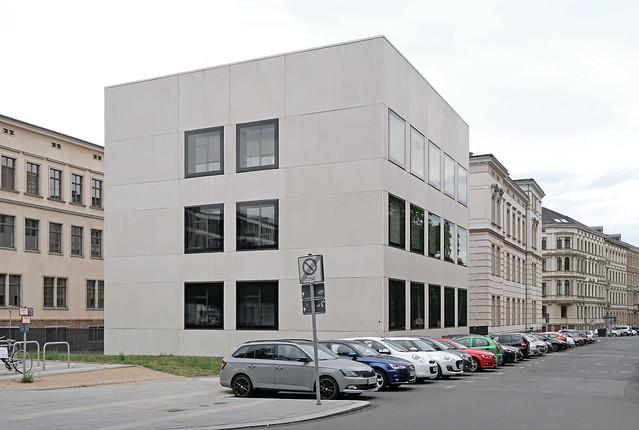 Leipzig - Sonderlabore Universität