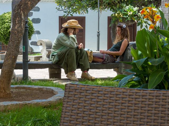 Spanisch Relaxation