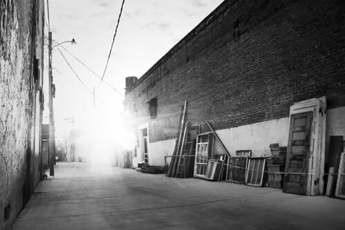 texas jeffersontexas bw bright sun wall windows doors sunset