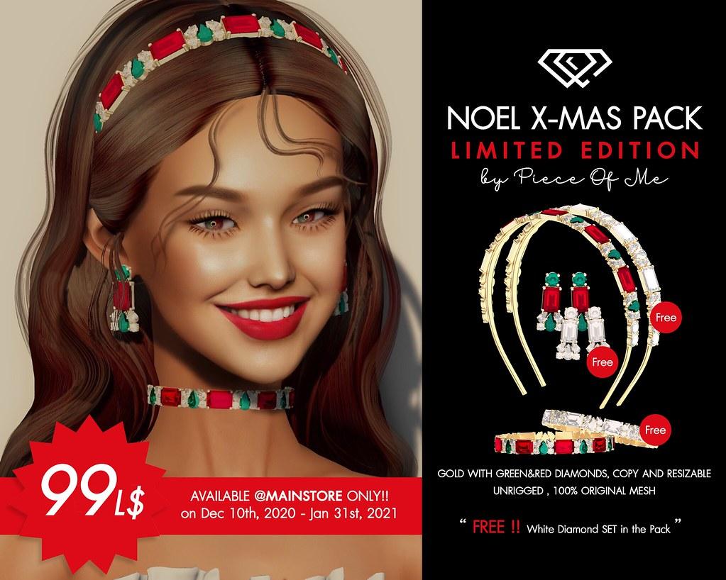 Noel X-mas Pack!!