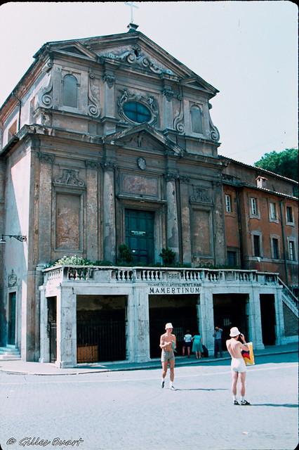 Prison Mamertine - Rome