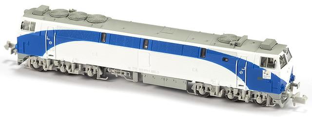 MFTrain NMFTrain N13310, Locomotora 333-074-3 GL, Mercancías Renfe