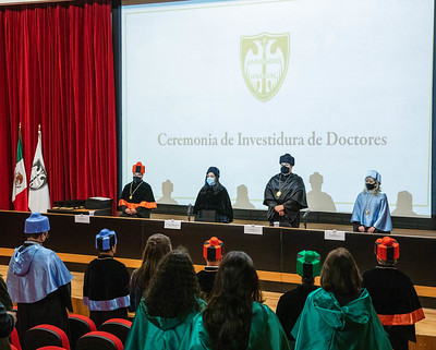 Ceremonia de Investidura de Doctores