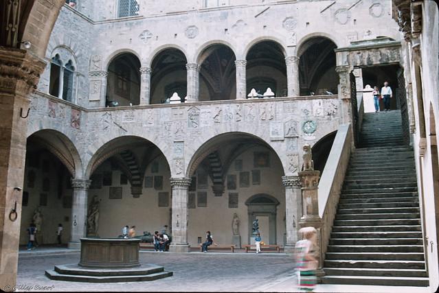 Palais du Bargello - Florence