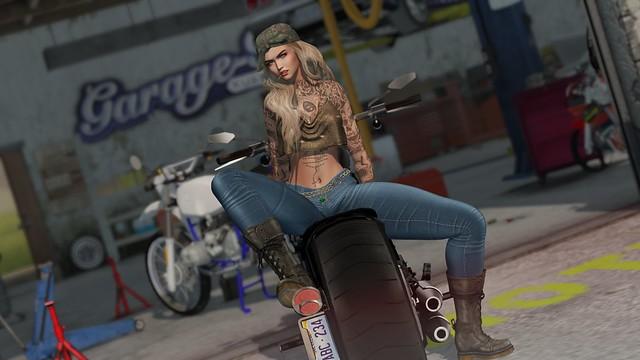 My Korner #428 - The Garage!