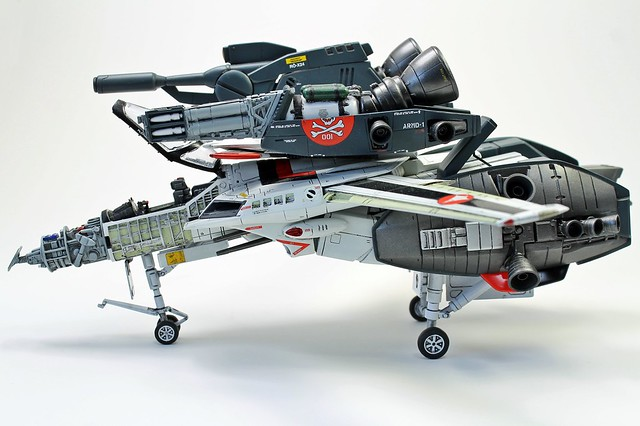 VF-1S Strike Valkyrie Ultimate Detail-C