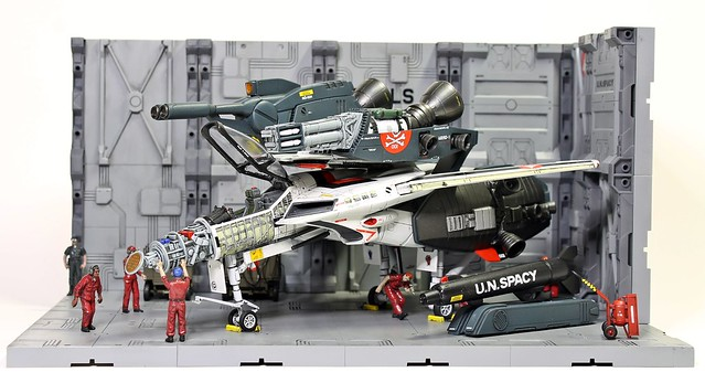 VF-1S Strike Valkyrie Ultimate Detail-A