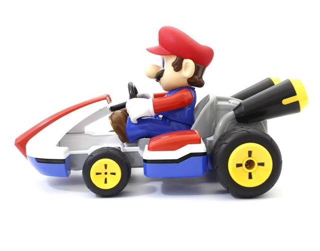 小空間也能飆速!京商 Kyosho 迷你瑪利歐賽車R/C系列 遙控玩具