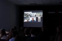 Онлайн встреча с героем РФ Александром Скворцовым для школьников Тамбовской области