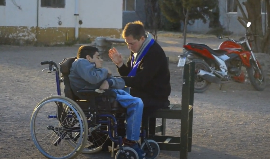 ARGENTINA: Video: Adoro Te Devote ...de la misericordia