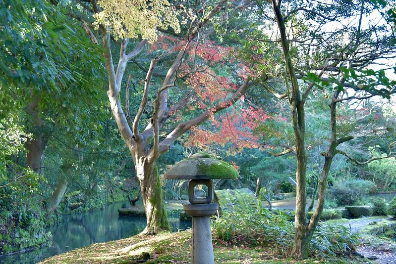 武家屋敷から尾山神社へ
