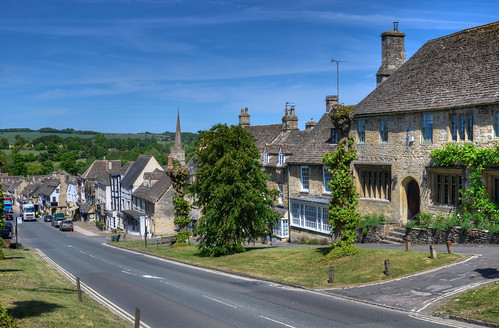 oxfordshire cotswolds burford smalltowns streetscenes architecture
