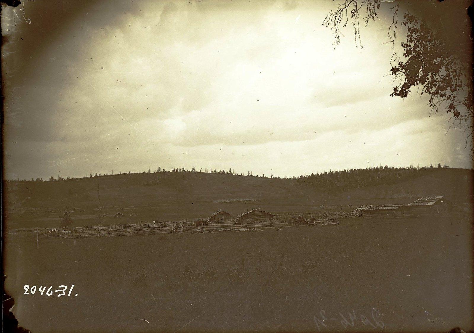 Вид улуса Торгокон