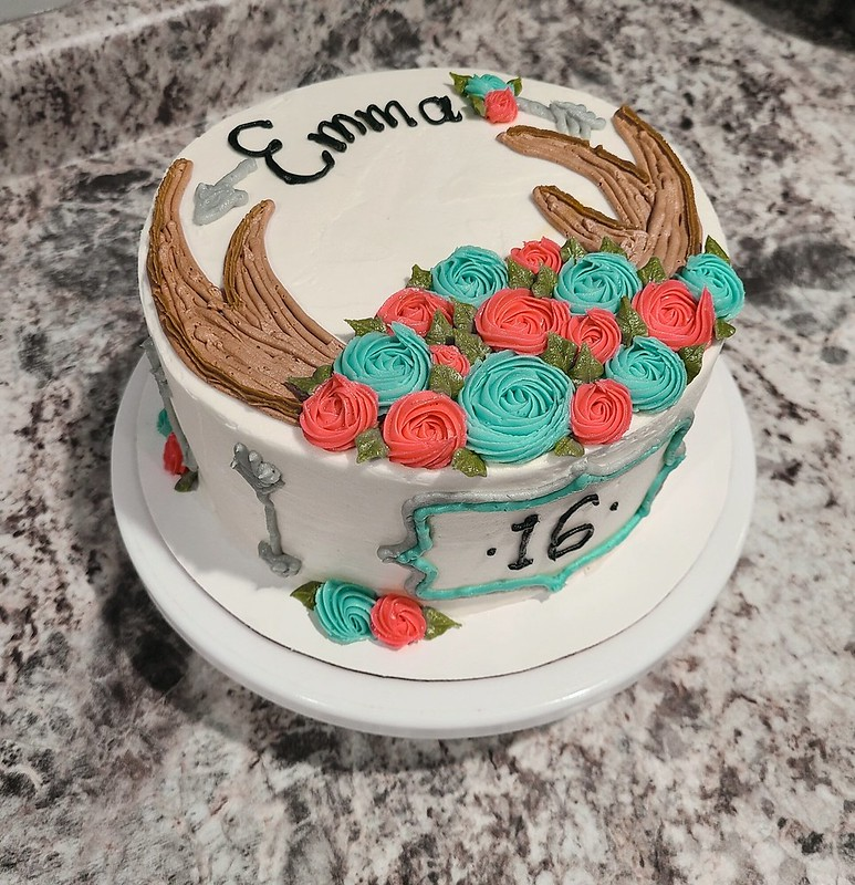 Cake by Kodie's Kreations