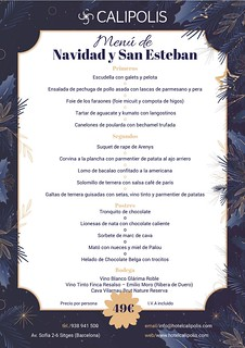 Navidad/S.Esteban - Calipolis