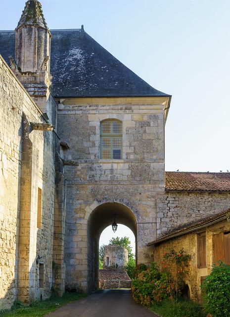 3502 Abbaye Saint-Junien de Nouaillé-Maupertuis