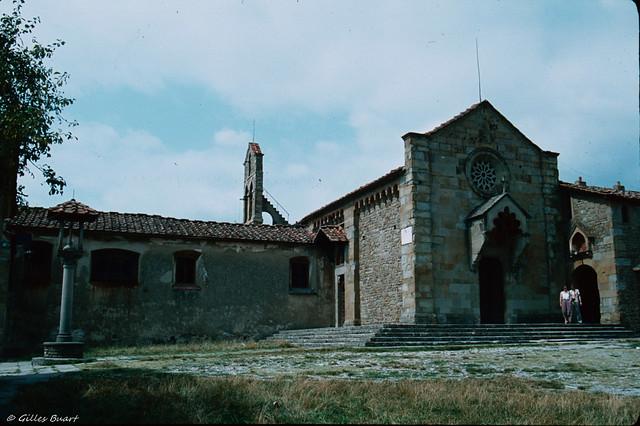 Couvent de Saint-François - Fiesole