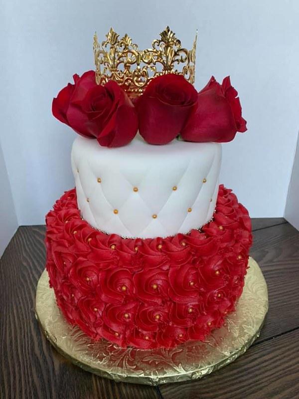 Cake by Gloria's Cake Creations
