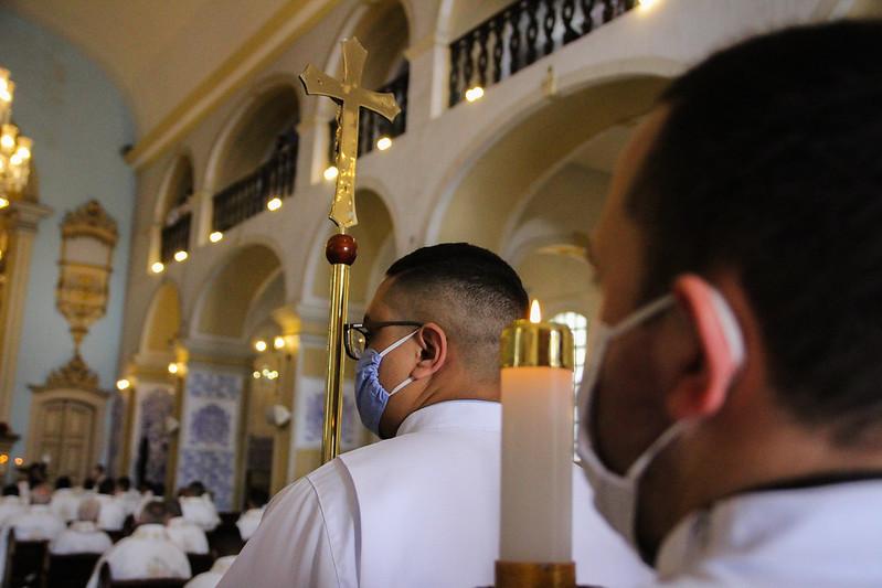 Ordenação Presbiteral do Padre Francisco Lucas - 08/12//2020