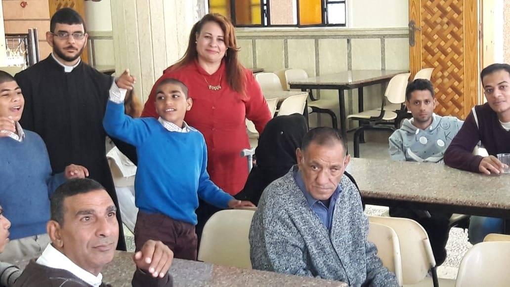 EGIPTO: Paseo de los niños del Hogar Nuestra Señora de Guadalupe