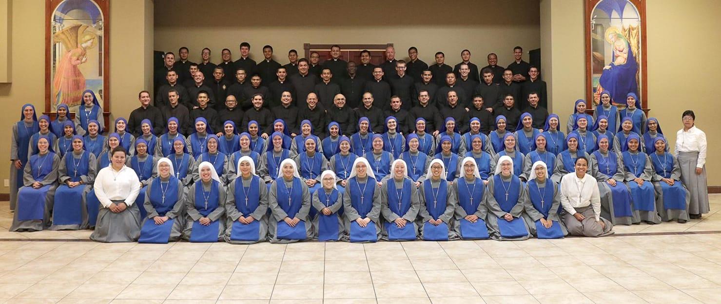 ESTADOS UNIDOS: Solemnidad de la Inmaculada Concepción, patrona de la Provincia