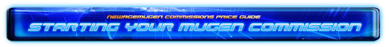 Complete Beginners Guide to Mugen - Part 4d - Commission Price Guide 50702612557_8bf4843842_o