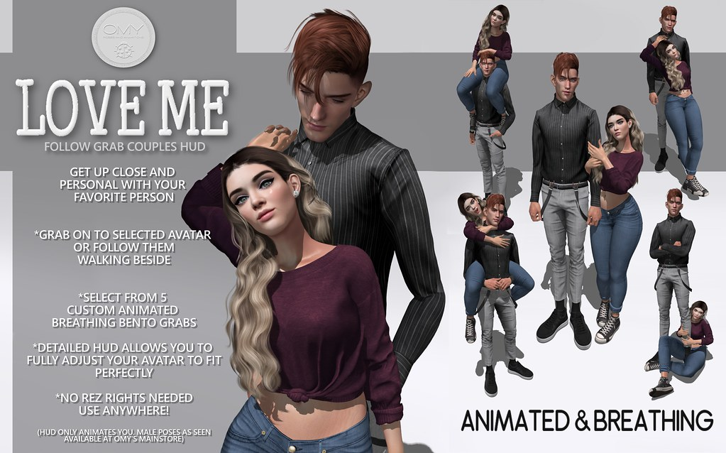 Love Me (Grab/Follow) Hud @ Jail Event